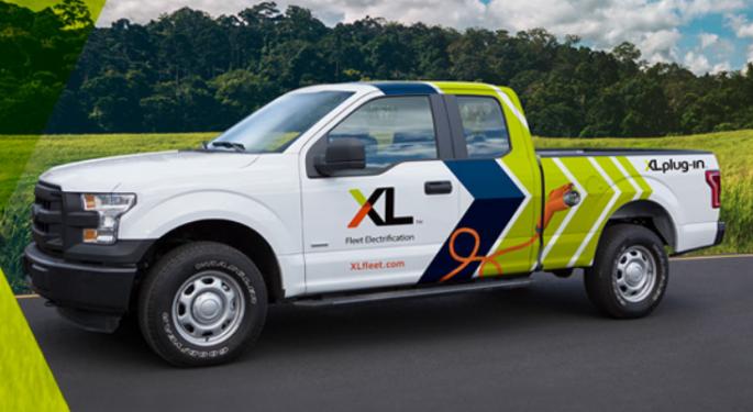 EV Commercial Vehicle XL Fleet The Latest To Market Via SPAC