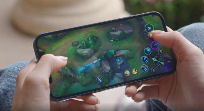 League Of Legends Is Coming To Mobile On iPhone 12 With 'Wild Rift'