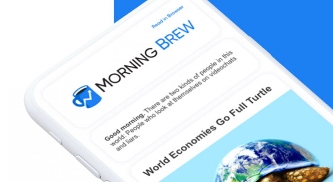 Business Insider In Talks To Buy Massive Stake In Morning Brew Newsletter: Report