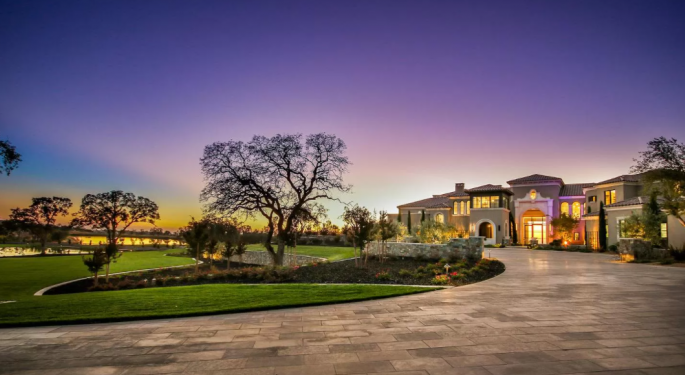 Check Out This Mediterranean Style Villa In Sunny Loomis For $12M