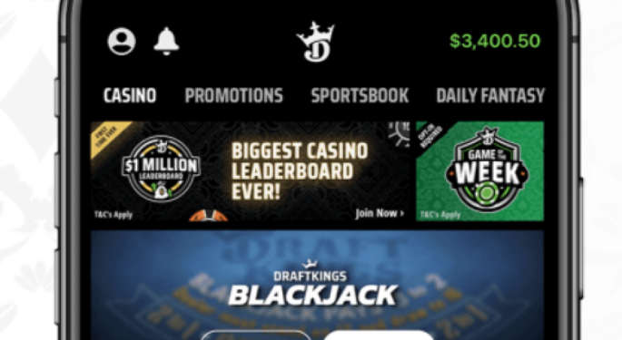 DraftKings Gets New $100 Price Target With Strong Market Share, Brand