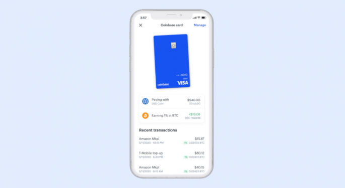 Here's What To Know About The Coinbase Debit Card