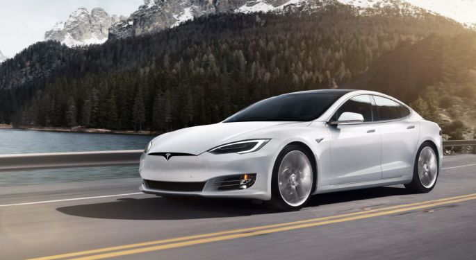 Tesla Updated Model S Range To 409 Miles, Report Suggests