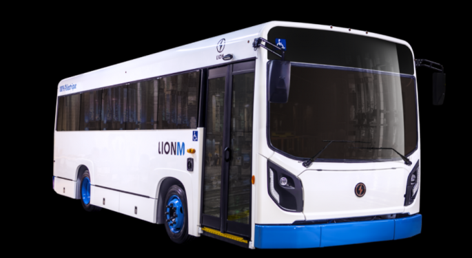 Lion Electric, Nuvve Complete Vehicle-To-Grid Deployment