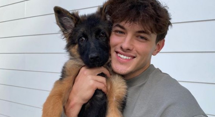 21-Year-Old TikTok Star Griffin Johnson Talks Mental Health And 'Shaping The Culture'