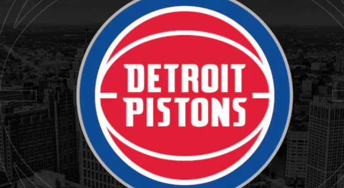 DraftKings Inks Deal With Detroit Pistons Ahead Of NBA Season, Michigan Mobile Launch