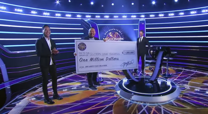 Celeb Chef David Chang Wins 'Who Wants To Be A Millionaire,' Donates $1M