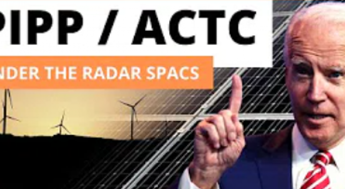 2 New Deals, Bridgetown Rumor And Biden Picks: SPACs Attack From December 15