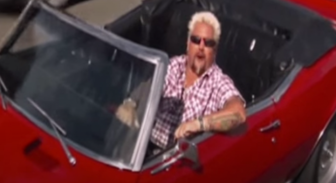 'Rockin' It': Guy Fieri Praises Dave Portnoy For Helping Businesses Hurt By COVID-19 Pandemic
