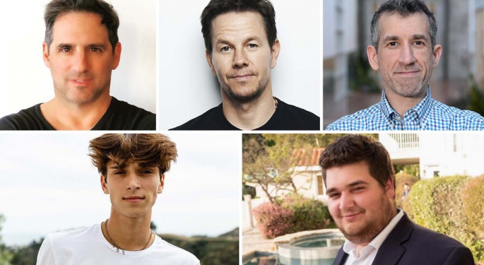 TikTok Star Josh Richards, Mark Wahlberg Partner On Gen Z-Focused Production Company