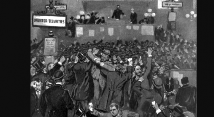 This Day In Market History: Panic Of 1893 Crashes Stock Market