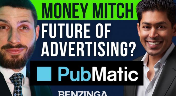 PubMatic CEO Talks Digital Advertising On 'Money Mitch'