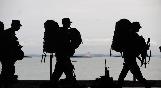 VETS Indexes Spearheads Investments In Companies That Hire Veterans: 'They Kept Doing Better'