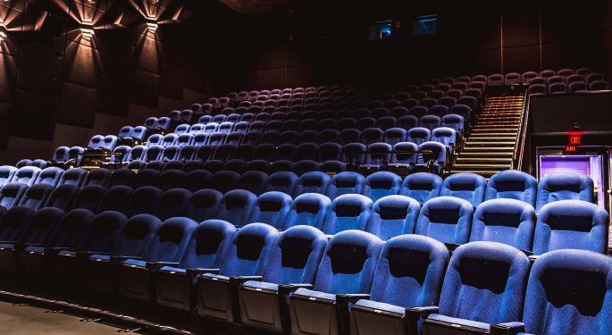 Warner Bros. Just Dealt Movie Theaters Another Huge Blow