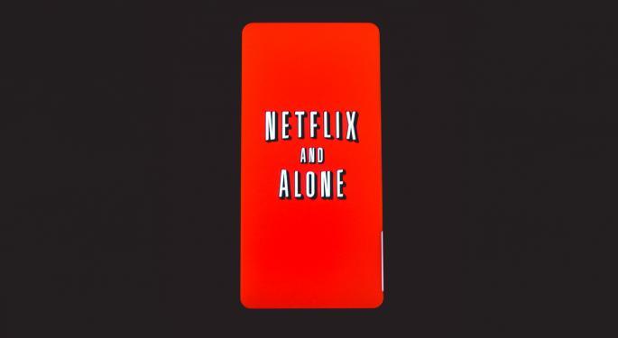 Netflix podría enfrentarse a Apple