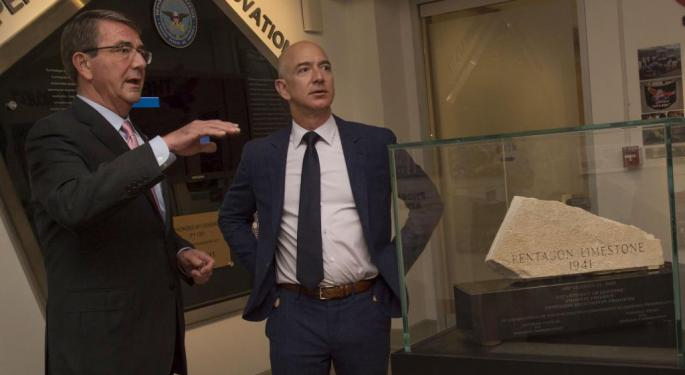 Saudi Embassy Denies Hacking Bezos Phone, UN Experts Call For Investigation