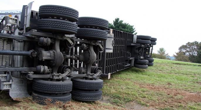 How Sleep Apnea Causes Trucking Accidents?