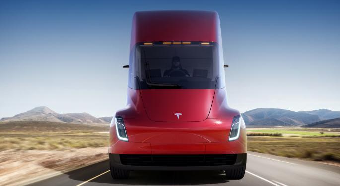Walmart Canadá triplica sus pedidos de Tesla Semi