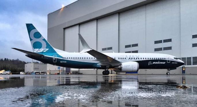 Senate Bill Targets FAA Certification Process Used For 737 MAX