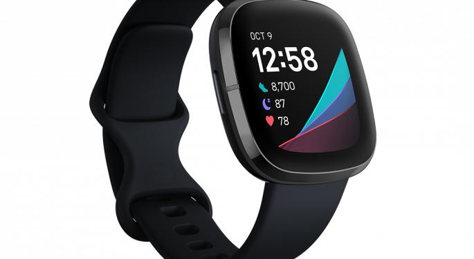 New Fitbit Sense Watch Will Help Detect Stress