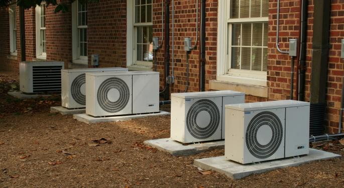 Ingersoll's Increased Focus On HVAC May Help It Thrive In The 'Industrial Recession'