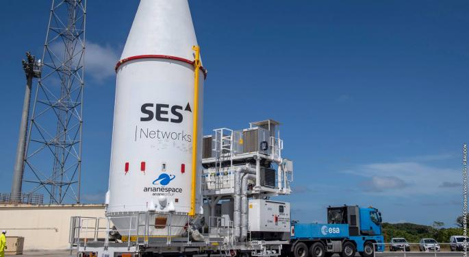 SES Sees Third Generation Satellites As Disruptive Technology