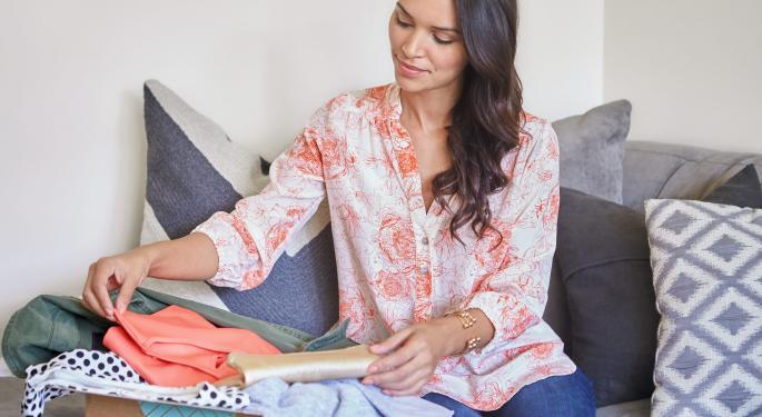 Morgan Stanley Says Stitch Fix's Stock Could Fall To $25