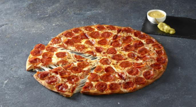 Papa John's Creates A Pizza Fit For Shaq