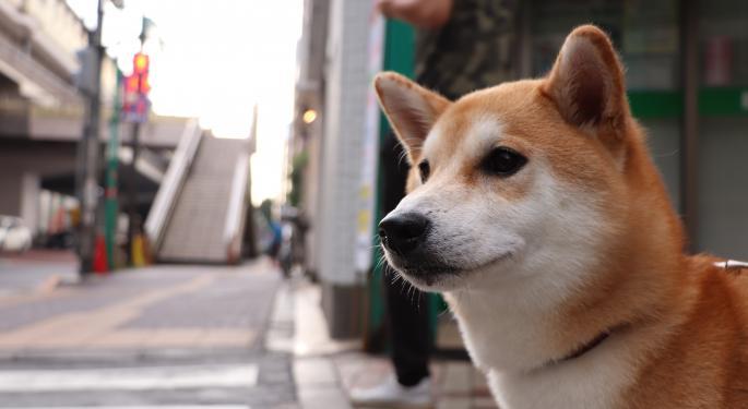 ¿Llegará Dogecoin a la marca de 1 dólar para 2022?