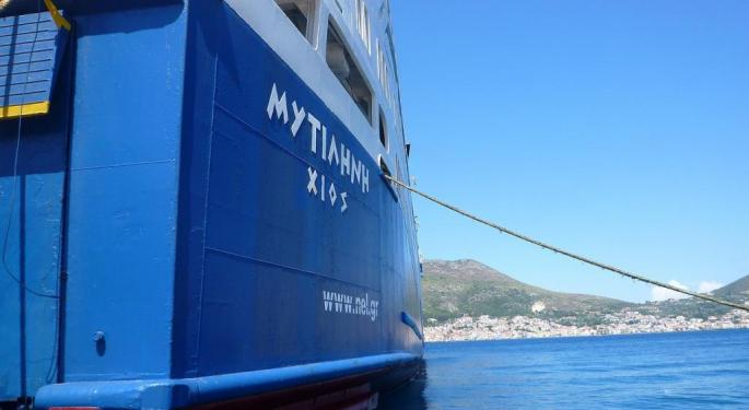 Greek Shippers Look For Better Deals Abroad