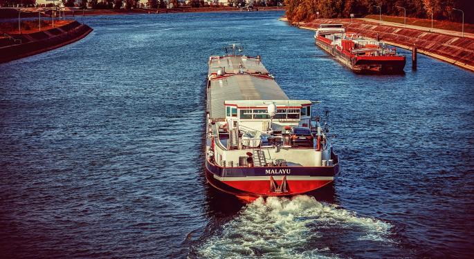 DryShips' Fleet Valuation Provides Support For Economou Bid