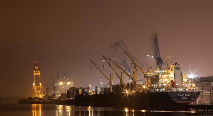 Shipping Caught In Crossfire As Trade Dispute Escalates