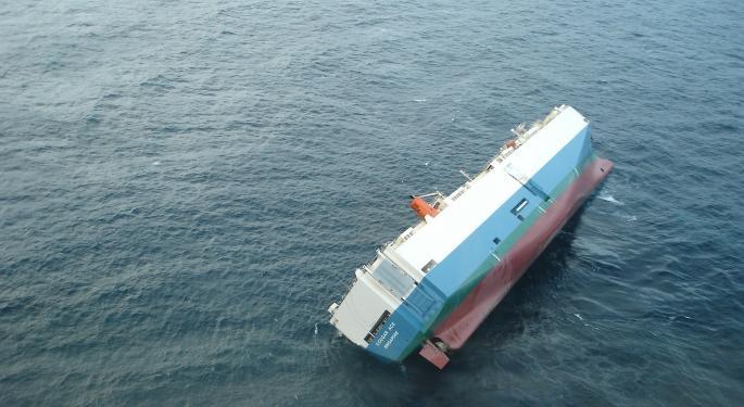 """Death Ship"" Capsize Kills Over 14,000 Sheep"