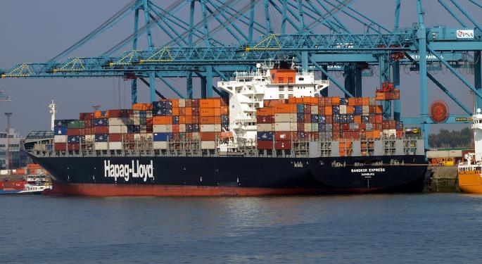 Hapag-Lloyd Adds Sixth Ship To Transatlantic US-Flag Service