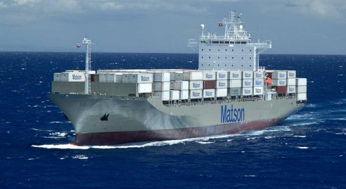 Get Ready For Blowout Q3 Results In Container Shipping