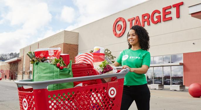 Baird Upgrades Target, Says Retailer Has Positive Catalysts In Shipt, Store Remodels