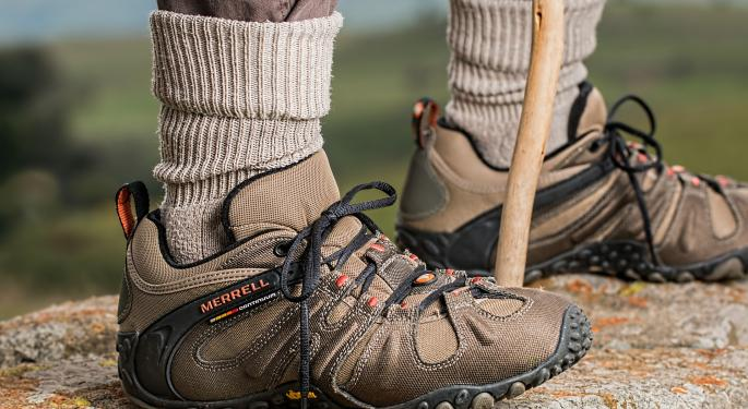 Doubts About Wolverine World Wide's Top-Line Appear To Be Lifting, Analyst Upgrades