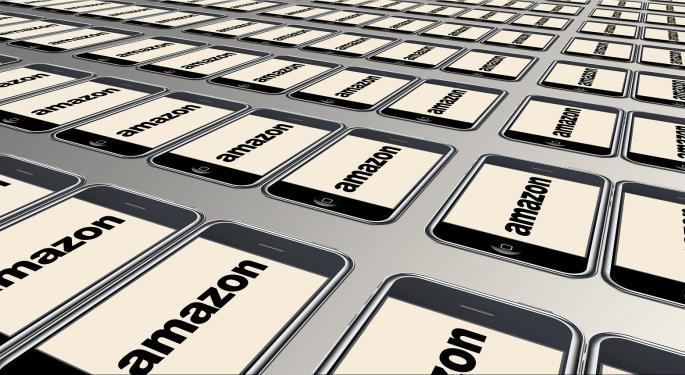 Iconix Shares Up 27% As Amazon URL Circulates