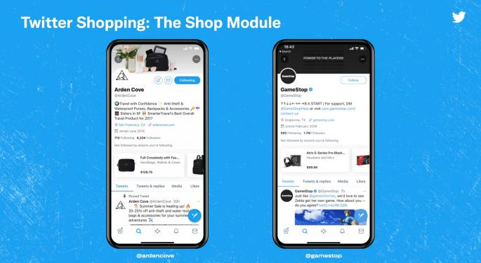 Twitter Tests Direct Shopping From User Accounts: What Investors And Shoppers Should Know