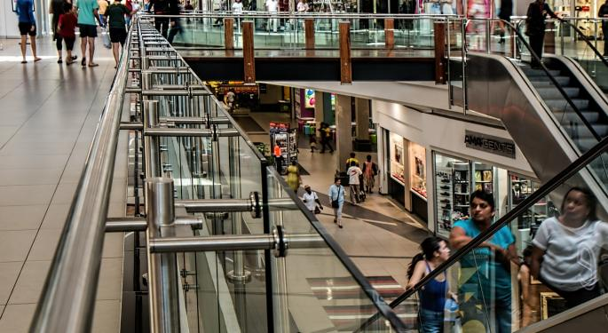 Morgan Stanley Puts The Spotlight On Shopping Centers