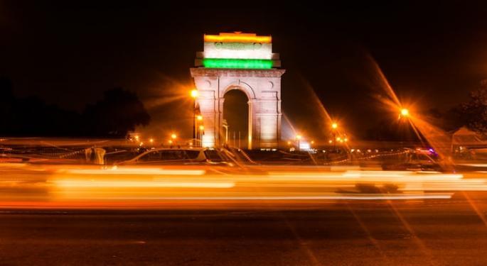 El mercado de valores indio, cerca de ser el quinto mayor del mundo