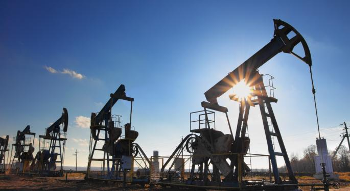 Brent Scrapes Above $110 On Improving Global Economy