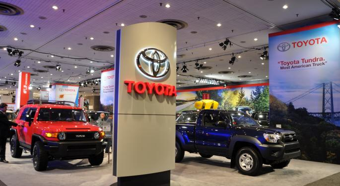Toyota to Roll Out Competitively Priced Hydrogen Powered Car by 2015 TM
