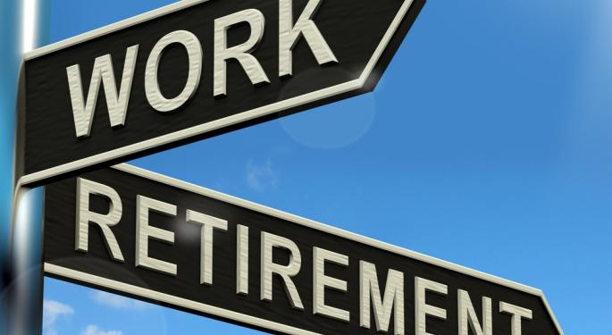 The Road Ahead As Upper Middle Class Delays Retirement
