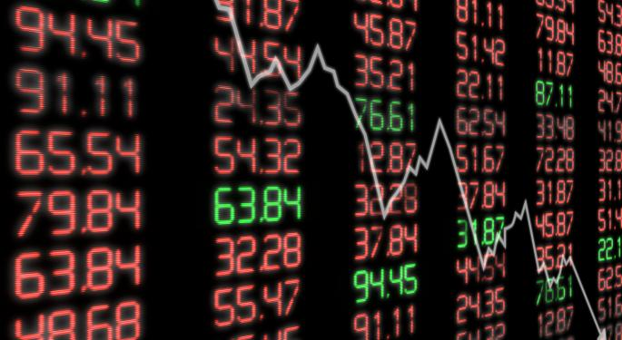 Mid-Afternoon Market Update: RocketFuel Drops Following First Earnings Report, Markets Rise
