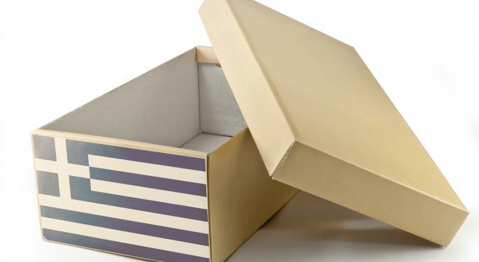 SAP To Go Greek In Latest Organizational Move