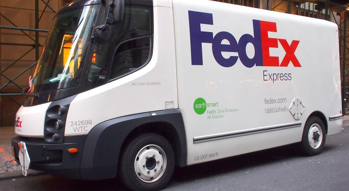 Dan Loeb: We Are Owners of FedEx Shares - We Like The Stock And The CEO