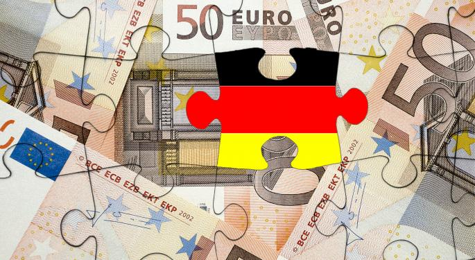 German IFO Business Climate Indicator Rises, Sends European Shares and Euro Higher