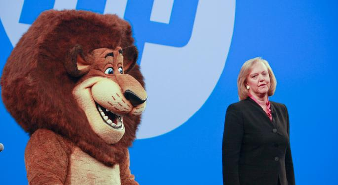 Hewlett-Packard To Launch iPhone Competitor In 2013 HPQ