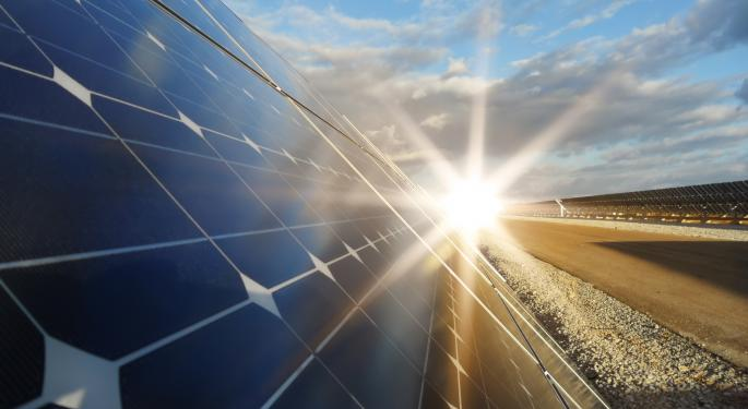 Short Interest Surges in Solar City, Falls in Advanced Energy AEIS, SCTY, SUNE